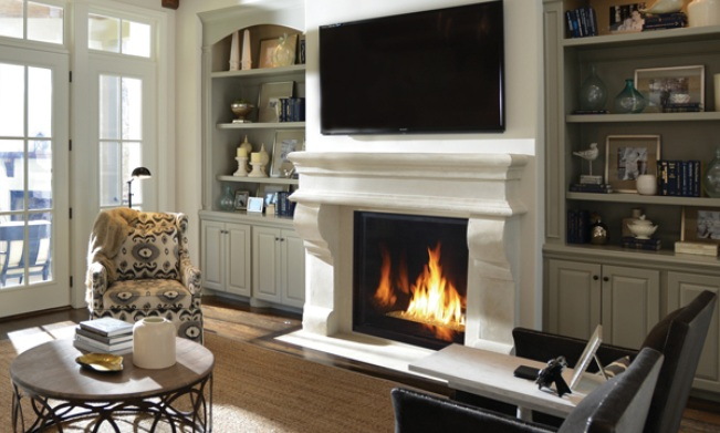 Montebello dlxcd toronto comfort zone inc for Montebello fireplace