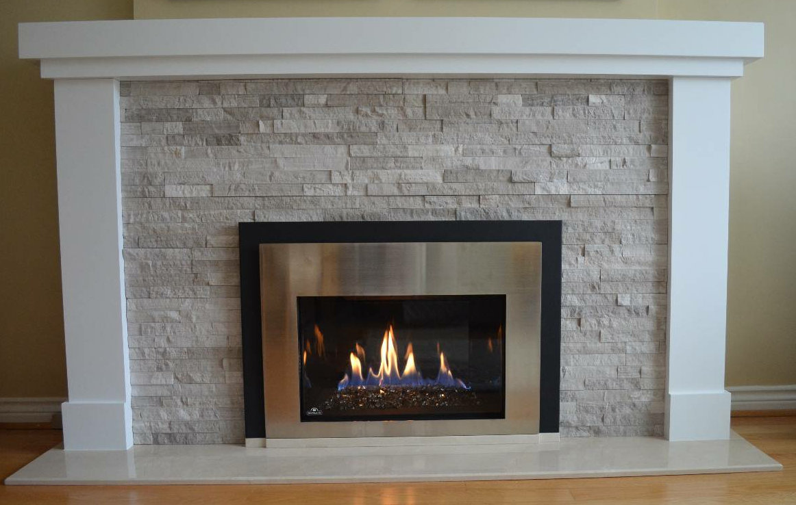 Plain Mantel Toronto Comfort Zone Inc