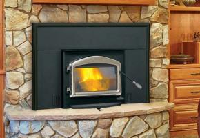 Flush or hearth mount installation