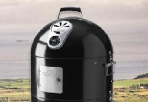Apollo 200 Charcoal Grill and Water Smoker
