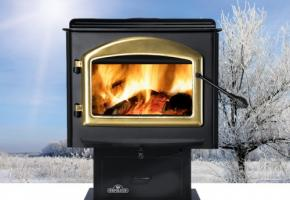Highly Efficient Wood Burning Stove
