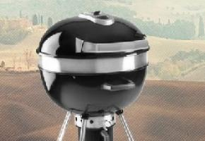Rodeo professional charcoal kettle